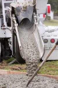 Cement Pour For Patio in Sacramento CA