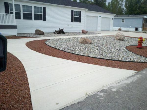 Driveway Concreting